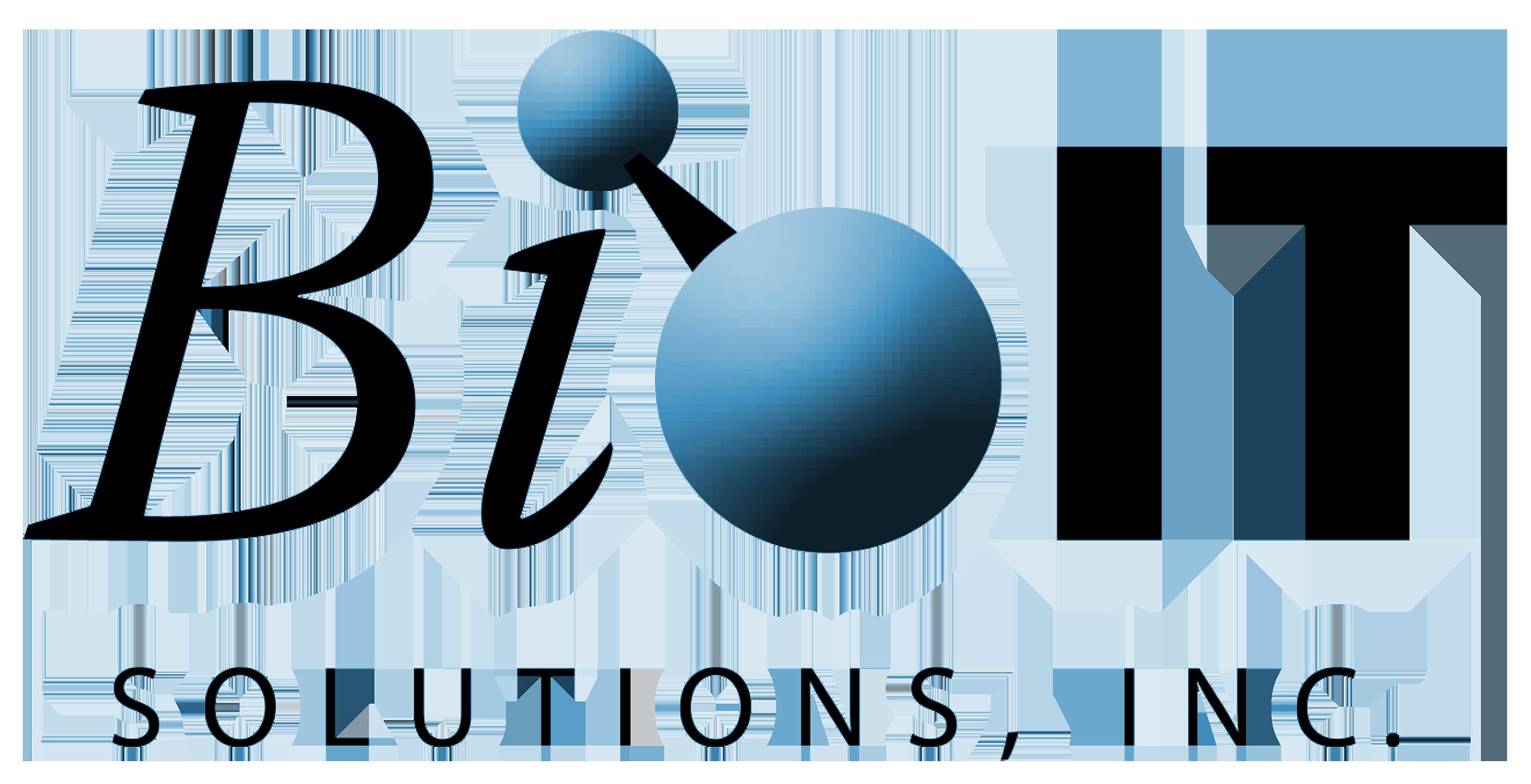 BioIT Solutions logo large